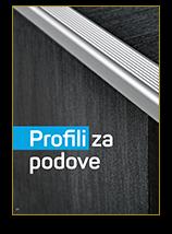 Profili za podove
